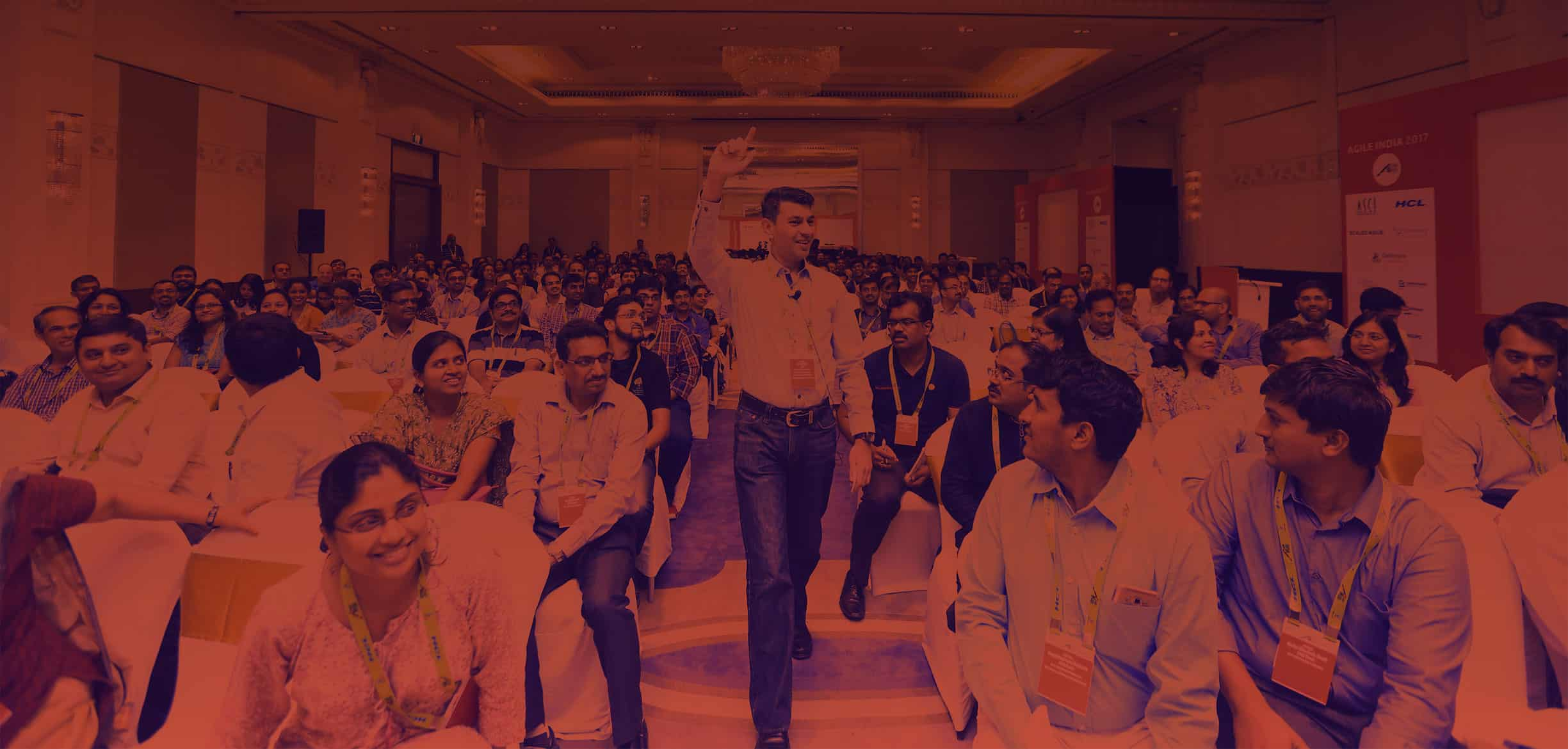 Agile India 2019 – Asia's Premier and Largest Conference on Leading
