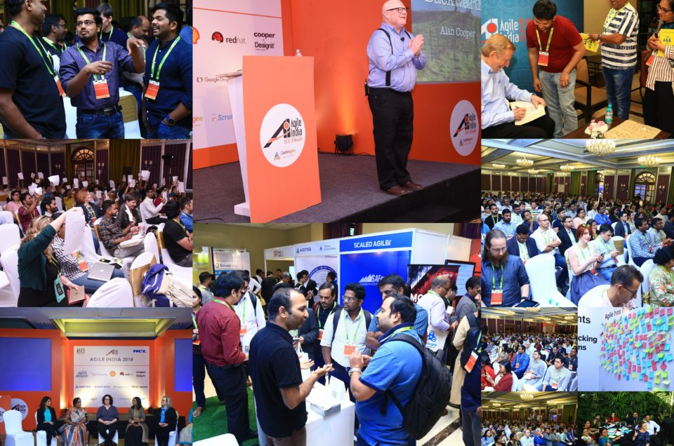 Agile India 2018 Conference Attendees Profile